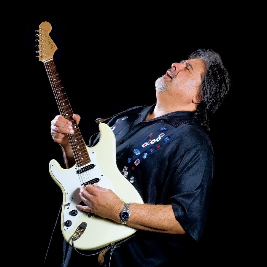 Blues master Coco Montoya will perform Saturday night during Aurora's Blues on the Fox festival at RiverEdge Park.