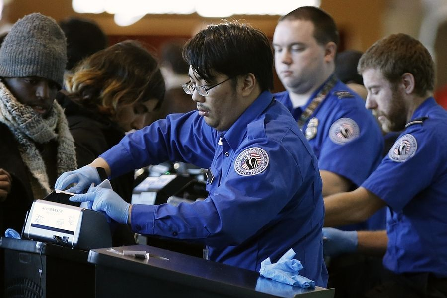 Transportation Security Administration officials expect a 4.5 percent increase in airline passengers in fiscal 2020 but have requested only a 2.5 percent staffing increase over the current 46,000 officers.