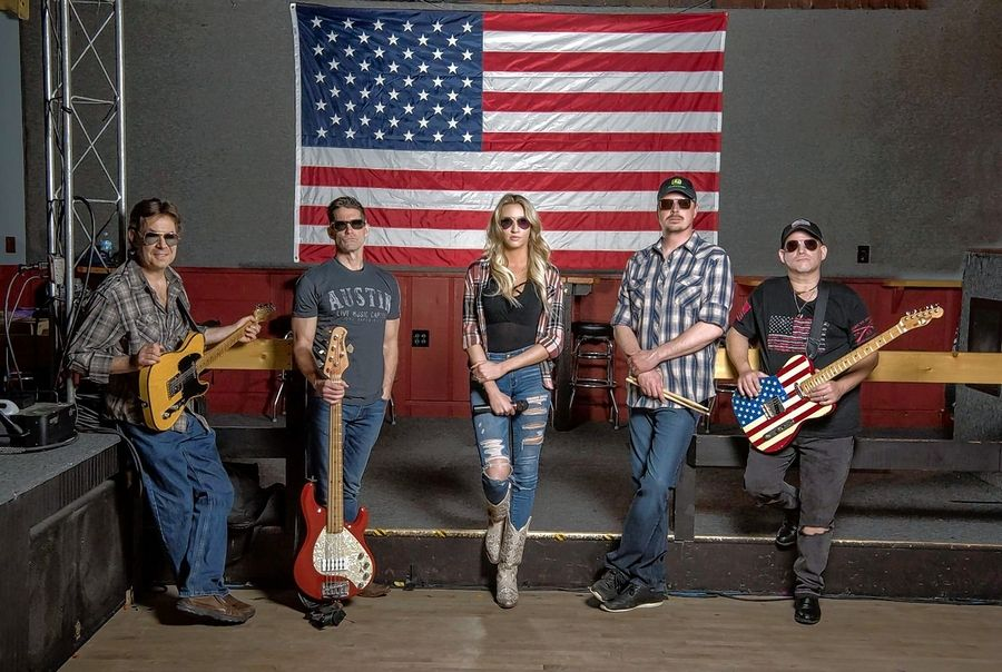 "Elgin band Hillbilly Rockstarz will host a release party for their first original album titled ""Feels Like Home"" as part of their performance at Elgin Ribfest Friday."