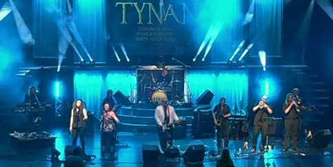Party band Tynan will bring their horn-driven sound to Elgin Ribfest on Saturday, June 15.