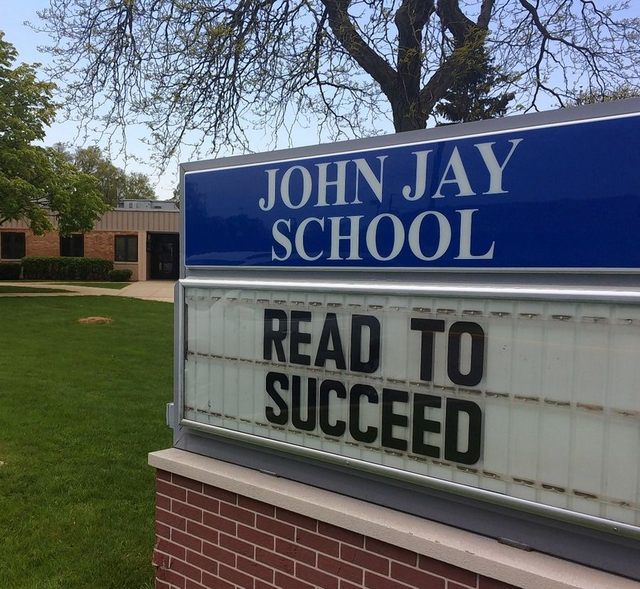 John Jay Elementary School in Mount Prospect is looking for a new principal after the departure of Laura Sandoval, who was hired by East Aurora District 131 earlier this month.
