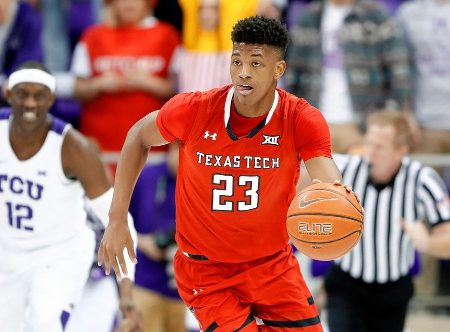 Will Texas Tech guard Jarrett Culver be available at No. 7 in Thursday's NBA Draft? He is one of just two players mentioned in Mike McGraw's draft preview who has visited the team at the Advocate Center.