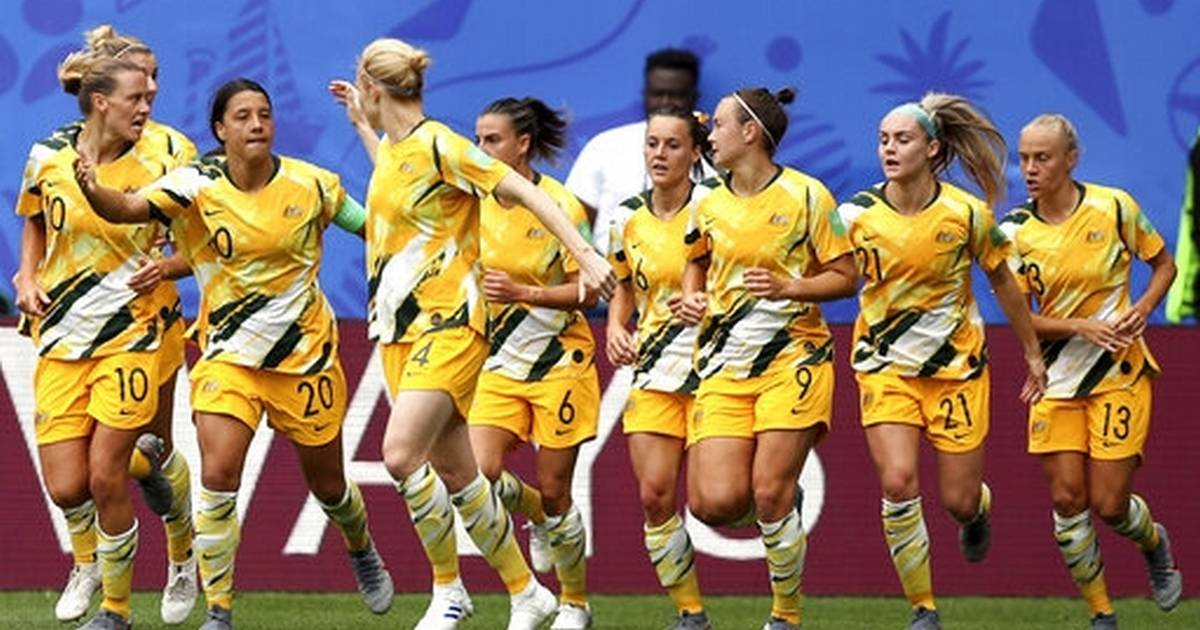 Australia and Sam Kerr quiet the haters at the World Cup