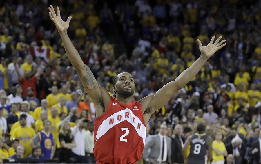 The Toronto Raptors' bold trade to bring in Kawhi Leonard resulted in an NBA championship last week.