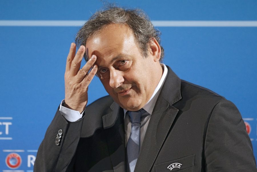 Former UEFA President Michel Platini has been arrested Tuesday June 18, 2019, over the awarding of the 2022 World Cup.