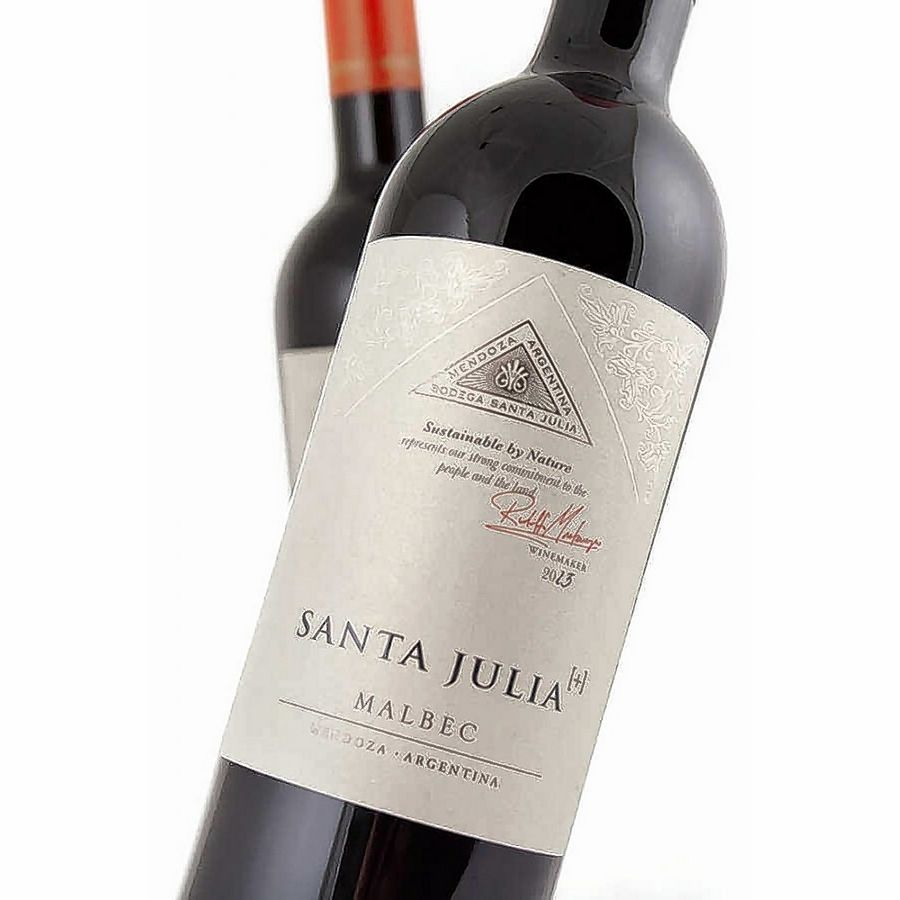 A fruit-driven red such as the 2018 Sierra de Viento Garnacha or the 2017 Santa Julia Malbec Winemaker's Reserve have enough punch to meet the taste of a charred meat slathered in spicy barbecue sauce.
