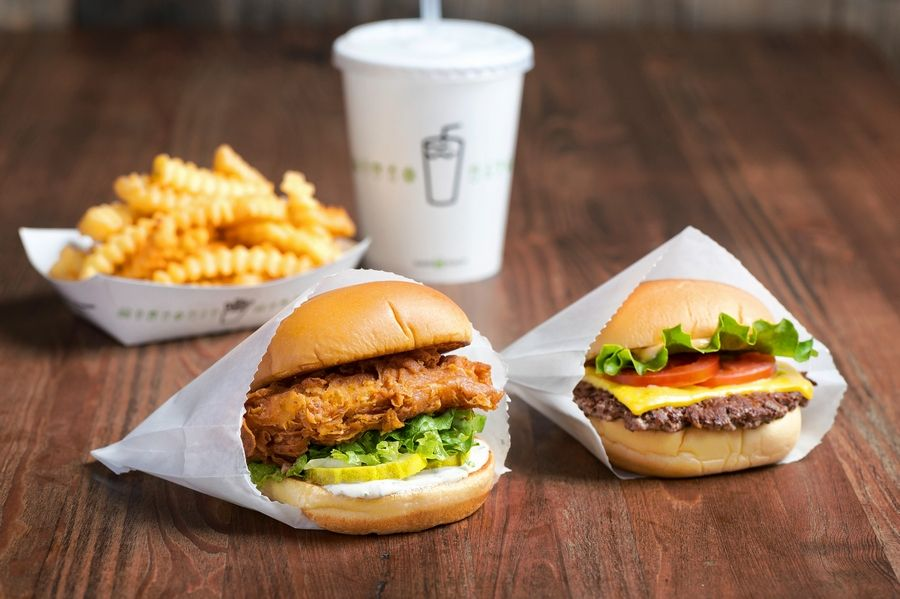 Friday is the opening day for the new Shake Shack in Vernon Hills.