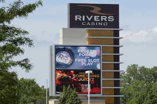 Kentucky-based Churchill Downs Inc. now holds the majority stake in Rivers Casino in Des Plaines.