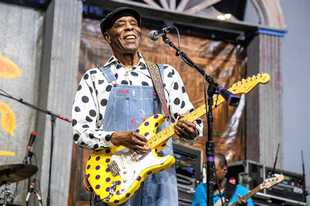 Buddy Guy returns to the Arcada Theatre in St. Charles on Friday, Sept. 6.