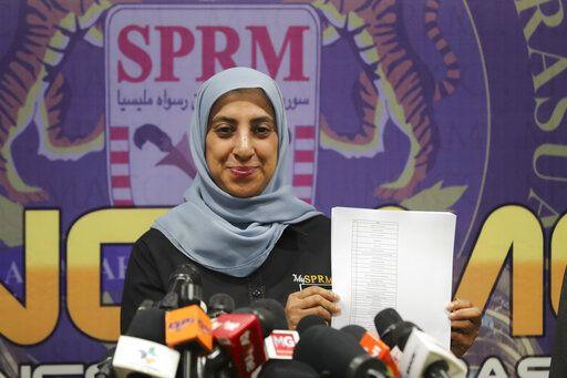 Malaysia seeks forfeiture of portion of embezzled 1MDB money
