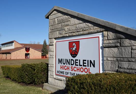 Mundelein High School District 120 officials and Mundelein Elementary District 75 plan to share top administrators.