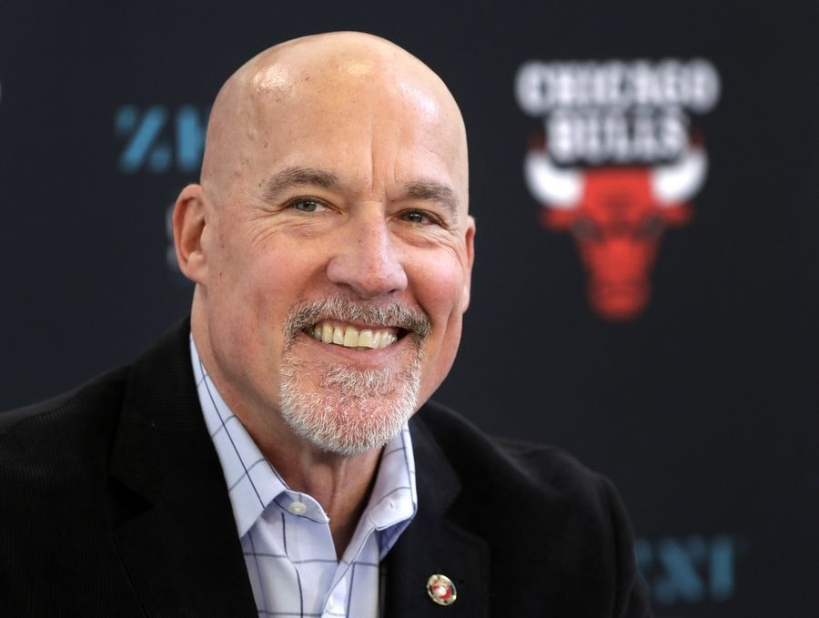 """We know we need to add some veterans,"" Bulls VP John Paxson said Monday of the team's free agency plans. That could include bringing back center Robin Lopez."