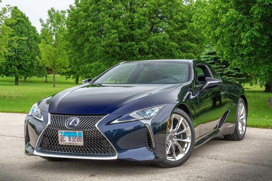 Lexus knows how to make a sporty hybrid