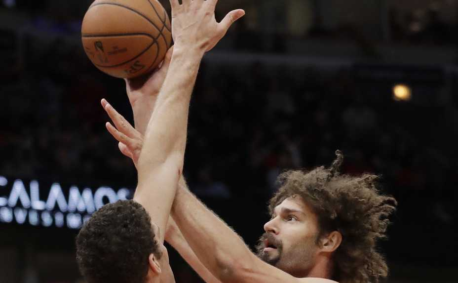 The Bulls would love to have center unrestricted free agent Robin Lopez back in the lineup.
