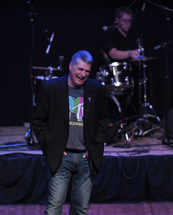Bob Jay performs Sunday at the Arcada Theatre in St. Charles as part of the Suburban Chicago's Got Talent Top 20 show.