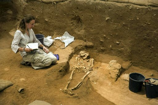 Scholars say Philistine genes help solve biblical mystery