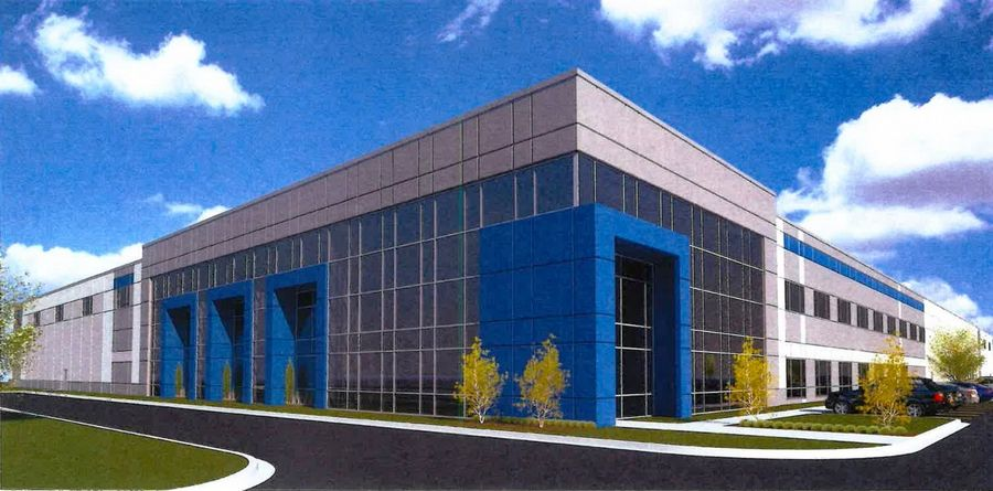 A 201,680-square-foot office/manufacturing facility proposed as the new North American headquarters of a company that's been in business for more than 200 years is planned just east of the Fountain Crossings retail center in Hoffman Estates.