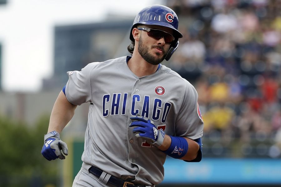 The quiet resurgence of Kris Bryant has been one of the pleasant surprises this season for the NL Central-league Chicago Cubs.