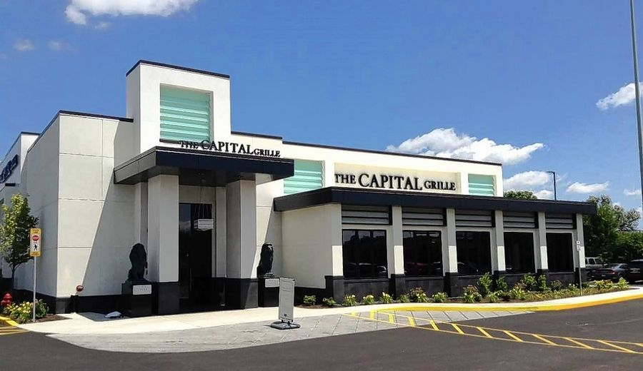 The Capital Grille steak and seafood restaurant chain will open its new location at 2000 E. Golf Road in Schaumburg, near Woodfield Mall, on Thursday, July 18.