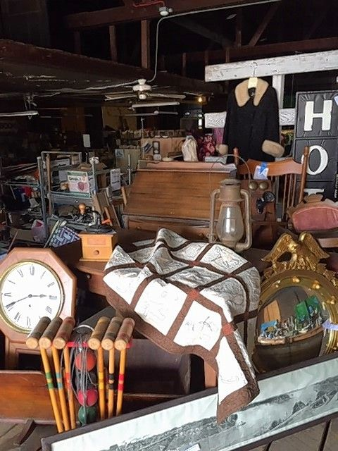 The annual Heritage Fair on Sunday, July 14, features a White Elephant sale with vintage and collectible items, used book and vintage clothing sales and more.