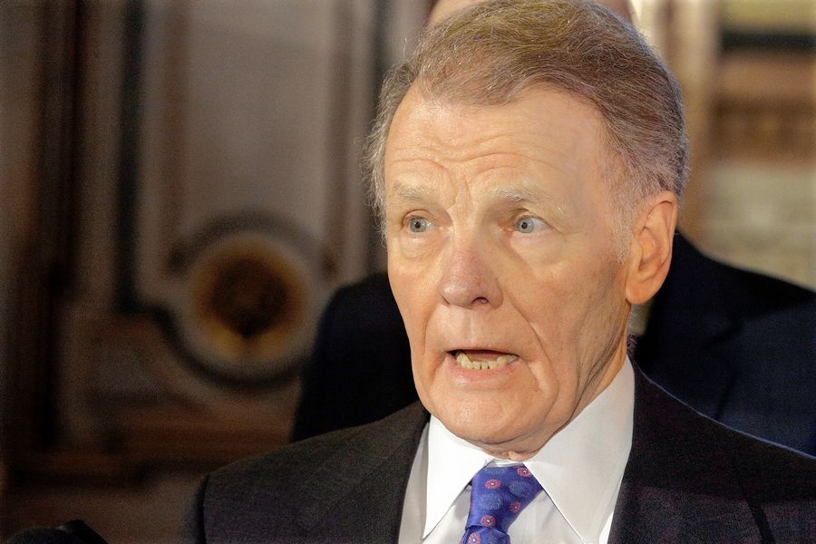 A lawsuit alleges Illinois Speaker of the House Michael Madigan planted fake candidates in his 2016 Democratic primary race.