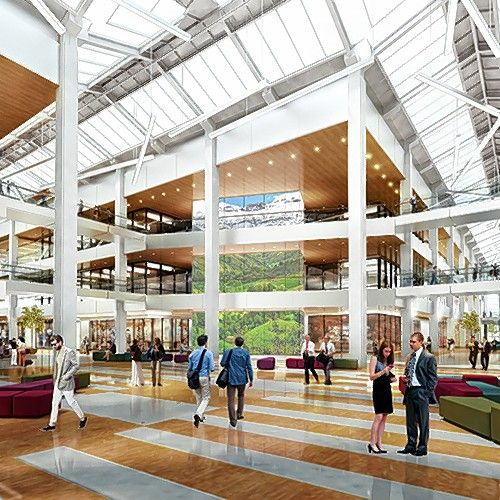 Somerset Development has retained Chicago-based Wight & Company to provide architectural design services for its Bell Works Chicagoland redevelopment in Hoffman Estates.