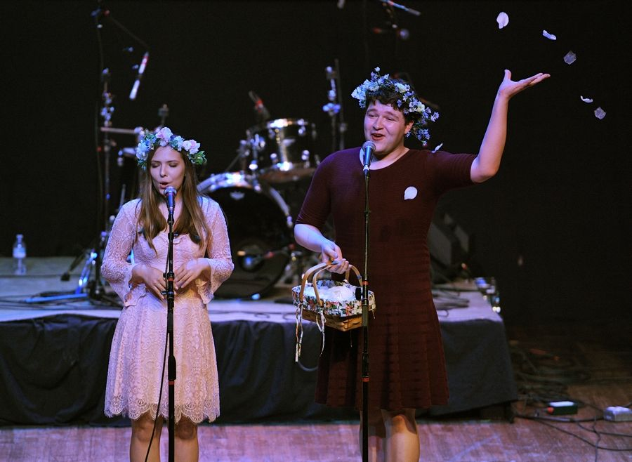The Downers Grove vocal duo Agne & Marty is a top 15 finalist of Suburban Chicago's Got Talent.