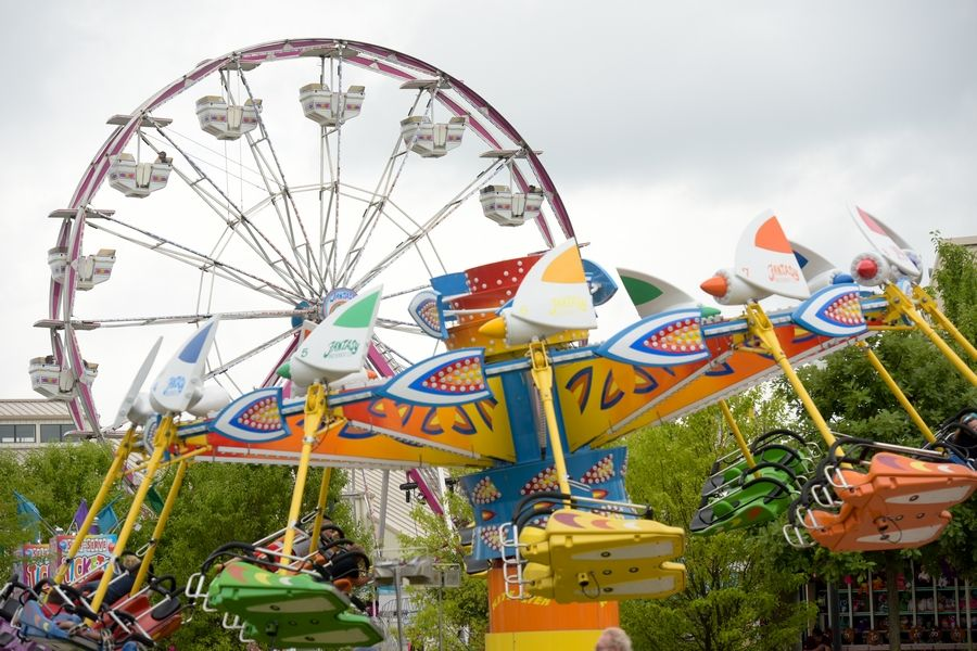 Carnival rides are returning to the 151st annual Kane County Fair, beginning with a pre-fair event Wednesday, July 17, and continuing through the weekend.