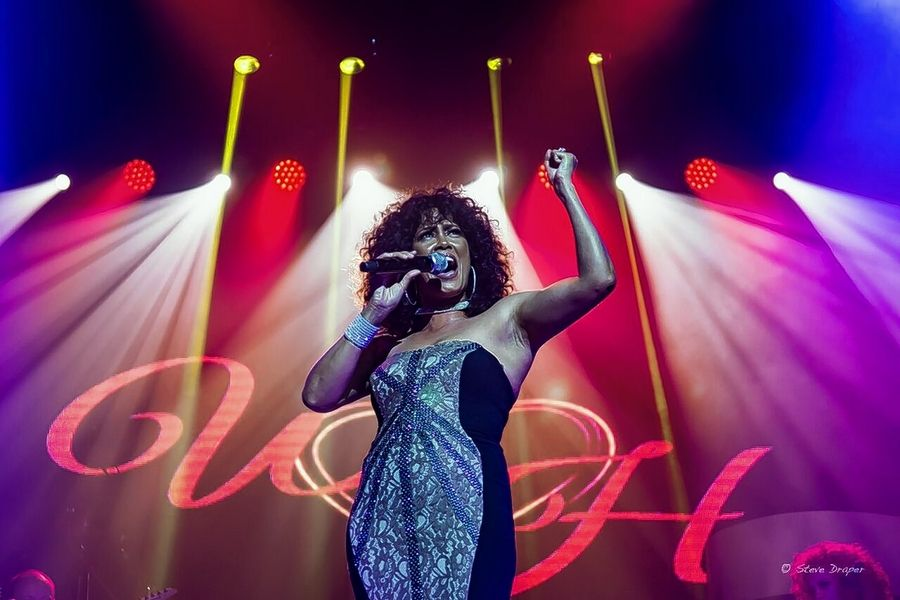 "Belinda Davids stars in ""The Greatest Love of All: The Whitney Houston Show,"" which tours to the Genesee Theatre in Waukegan on Friday, Feb. 7."