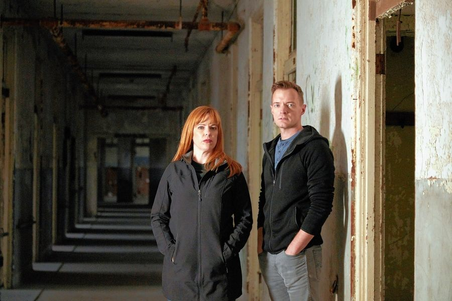 """Kindred Spirits Live"" with Amy Bruni and Adam Berry comes to the Genesee Theatre in Waukegan on Friday, Oct. 18."