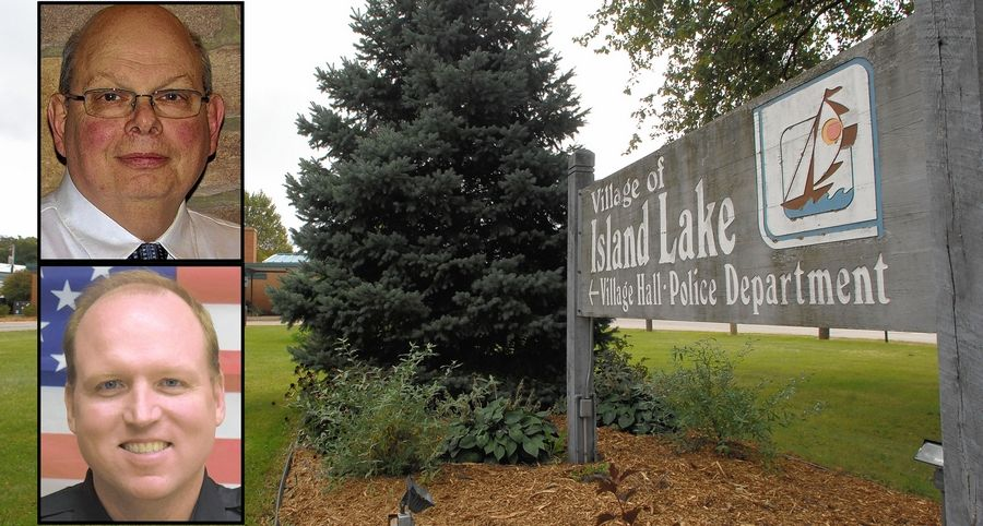 Lawsuit from ex-cops alleges corruption in Island Lake