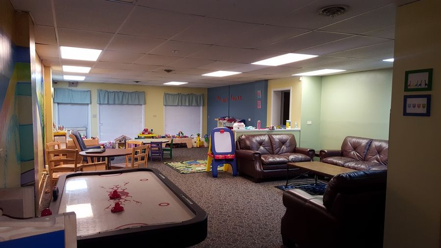 A Safe Place's Family Visitation Center in Mundelein promotes the safety and welfare of children and parents during visitations and custody exchanges.