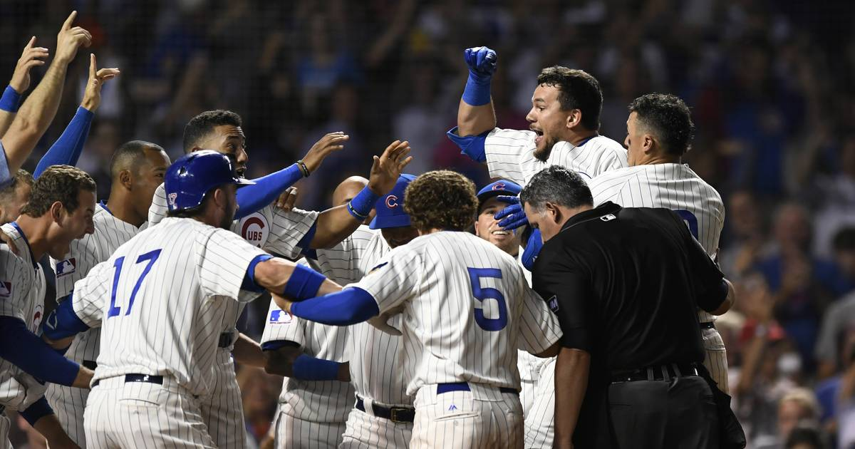 What will the Cubs do when Willson Contreras comes back?