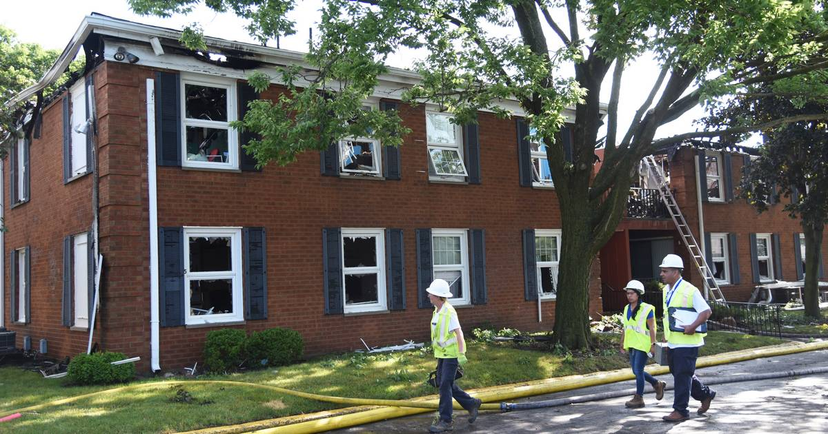 After fire rips through Crystal Lake condo building, the