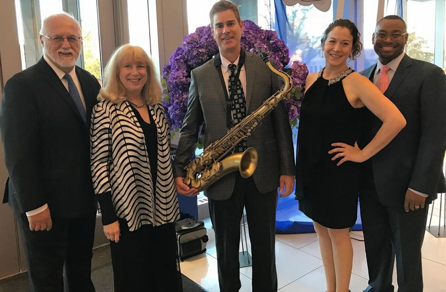 On Tuesday, July 23, ZAZZ will join the Sinfonietta Bel Canto for a concert of jazz standards from the Great American Songbook at the Mayslake Peabody Estate in Oak Brook.
