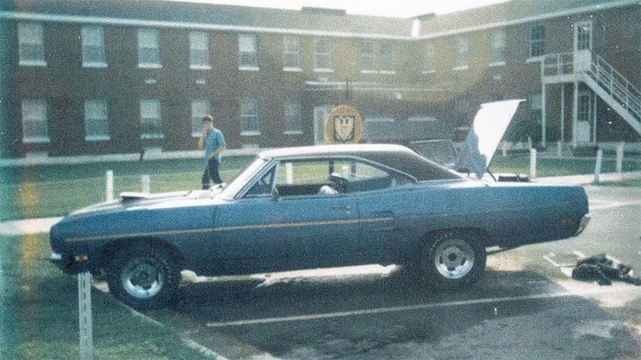 Jim Thomas put 88,000 miles on his first Road Runner in 1970 and 1971 while driving back and forth between his Marine Corps base in North Carolina and Illinois, where his parents and girlfriend lived at the time.