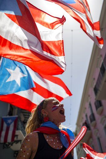 Puerto Rico's governor resigns in face of protests