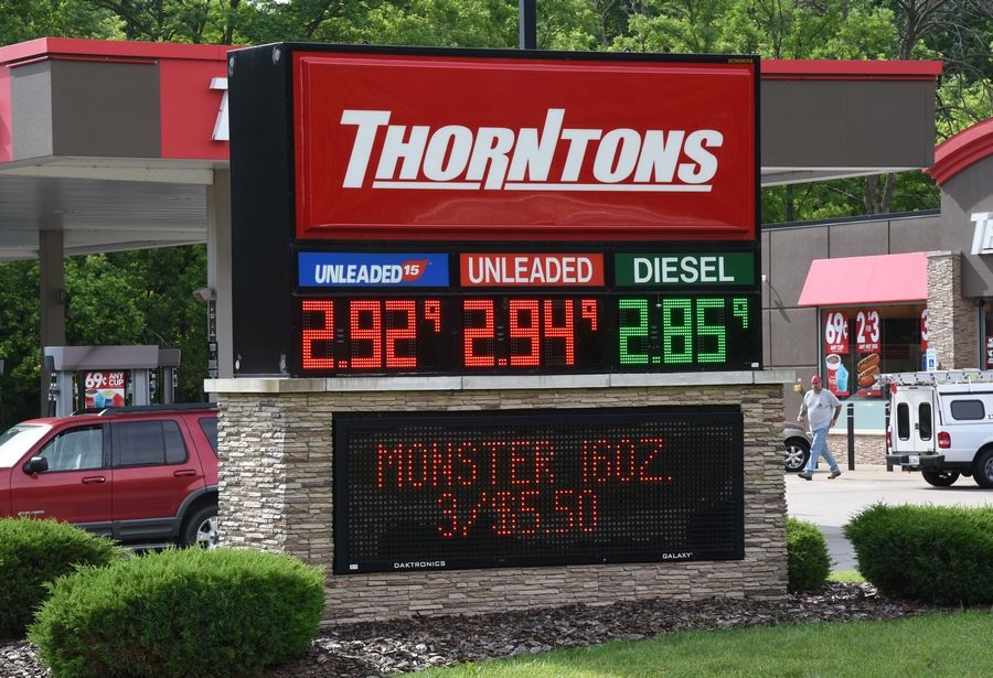 Indiana Gas Tax >> Facts Matter Yes Gasoline Taxes Are Higher In Illinois Than In Indiana