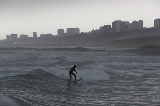 Surfing: A Peru way of life as sport debuts at Pan Am Games