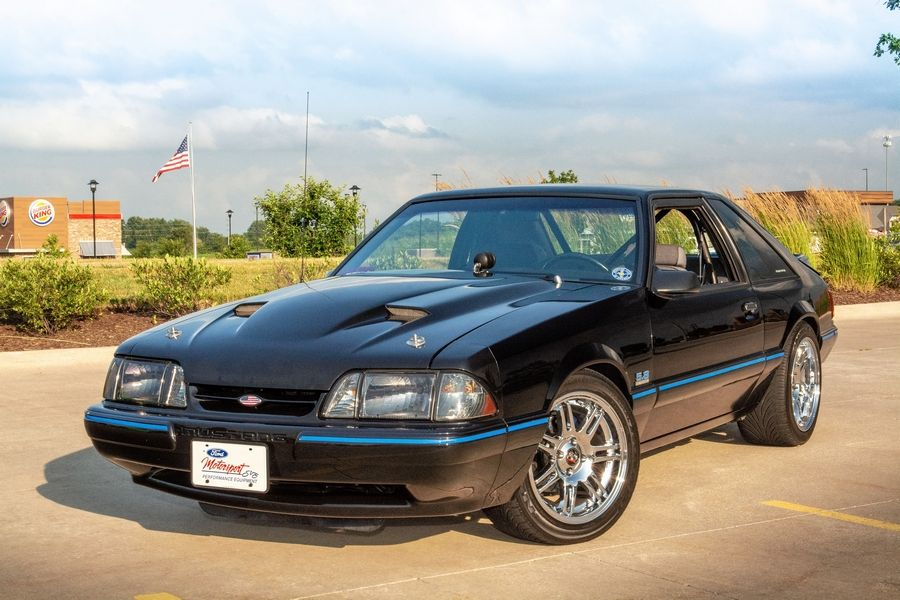 After racing his 1993 Ford Mustang for several years, Joe Sepanik decided in 2014 to pull back on the speed and transfer his prize pony to the show circuit.