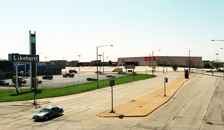 The failed Lakehurst Mall is a possible site for a future casino in Waukegan.