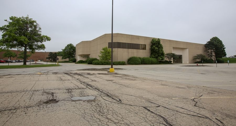 Woodman's Food Market is seeking permission from Bloomingdale to tear down the former Macy's store and a portion of Stratford Square Mall to make room from a proposed 243,000-square-foot grocery store.
