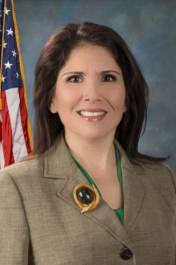 Former Illinois Lt. Gov. Evelyn Sanguinetti could be U.S. Rep. Sean Casten's Republican opponent in 2020.