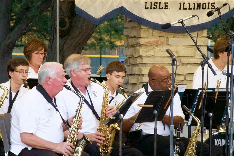 Lisle Community Jazz Band to host free concert in the park Aug  1