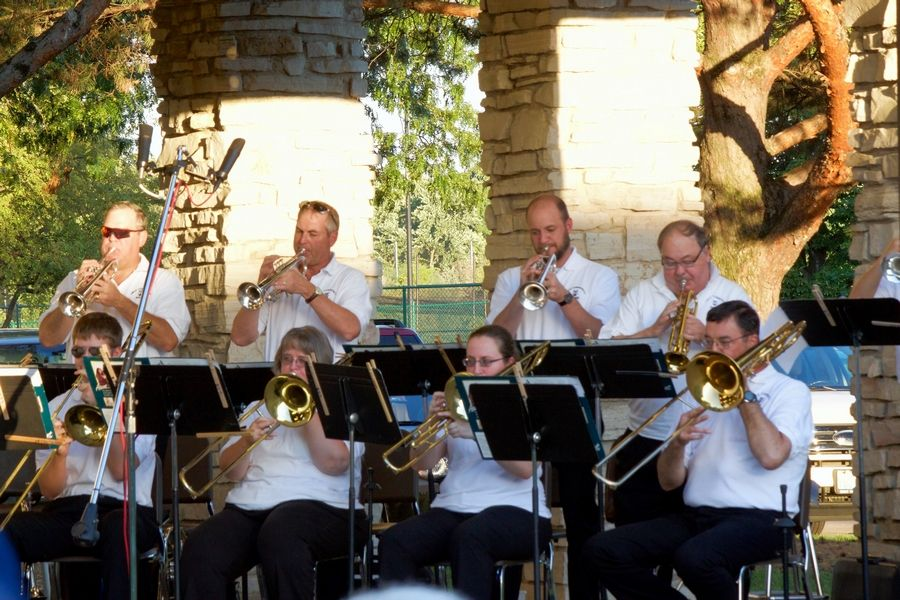The Lisle Community Jazz Band returns for its annual summer concert on Thursday, Aug. 1.