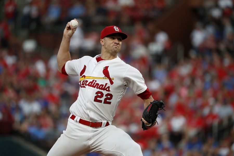 Cubs bats lifeless again, fall 8-0 to Cards and out of first