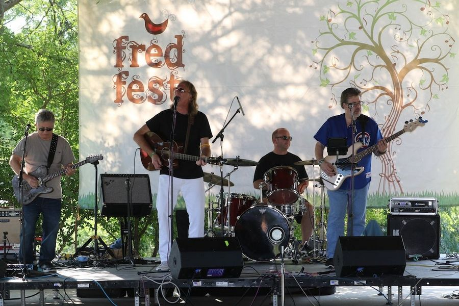 Fred Fest, a fundraiser for the Preservation Foundation of the Lake County Forest Preserves, is a family-friendly event featuring five local bands.