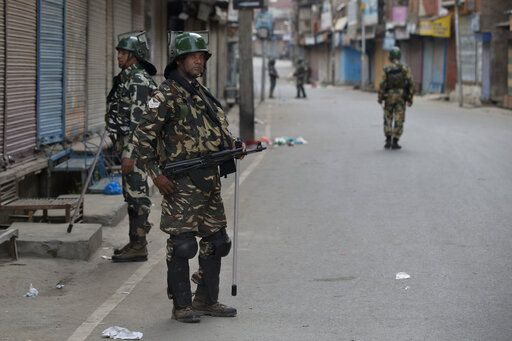 Indian PM: Changes in Kashmir will free it from 'terrorism'