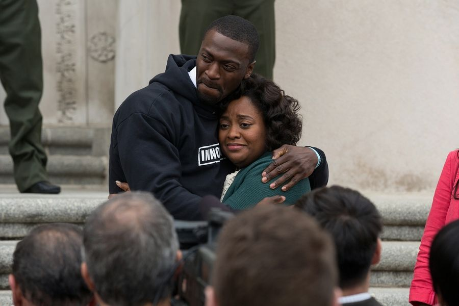 Brian Banks' shares powerful true story of man falsely accused of rape