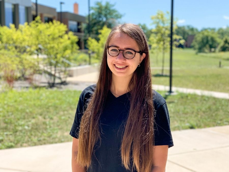 Jennifer Pollack, a Buffalo Grove resident who attended the College of Lake County in 2018-19, has been awarded a $12,000 Chicagoland Transfer Award scholarship from Columbia College Chicago. She will attend Columbia this fall, majoring in graphic design.